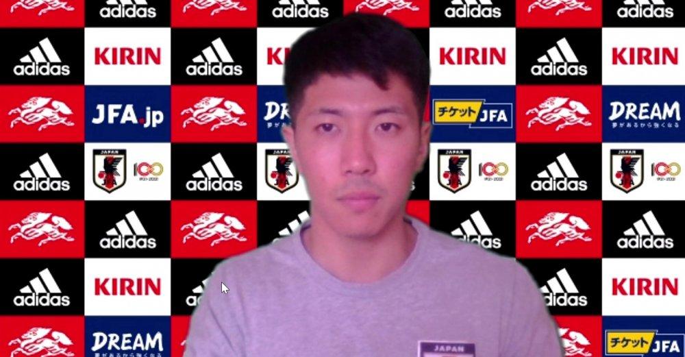 【日本代表】U20アジア選手権以来の日の丸を付けるFP樋口岳志「自分はもう若くない」