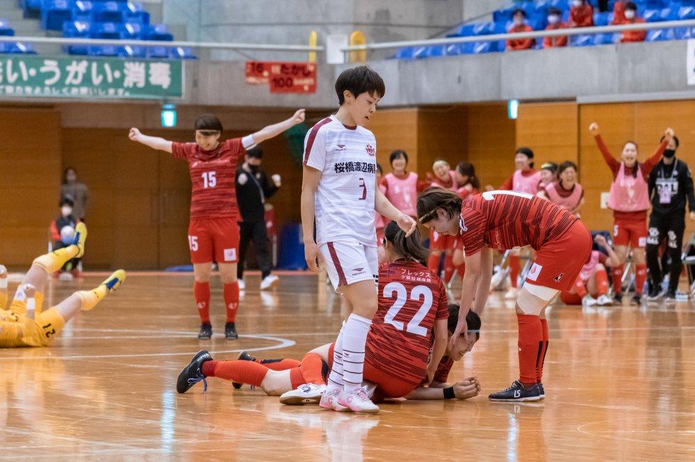 【女子Fリーグ】2021-22シーズンの全日程が発表!