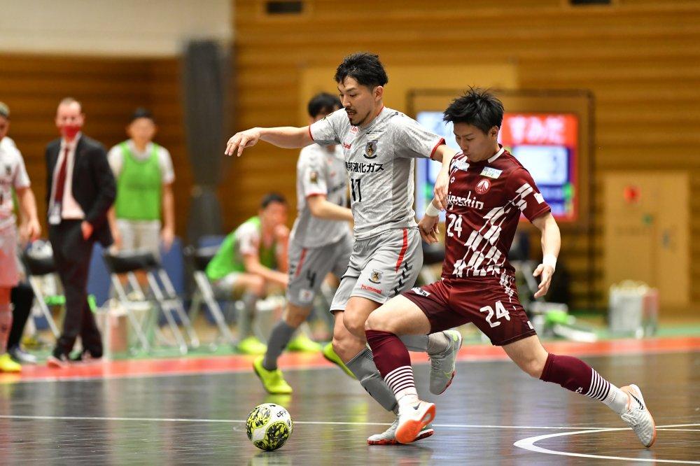 Fリーグのロッドマン 日本代表FP星翔太が開幕前に今季限りでの引退を発表