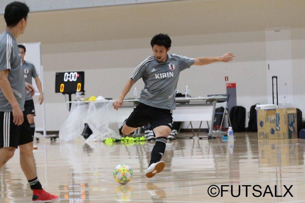 【日本代表】Fリーグ活性化のためにホームゲームに注力するFP皆本晃「自分たちにできることをしっかりやりたい」
