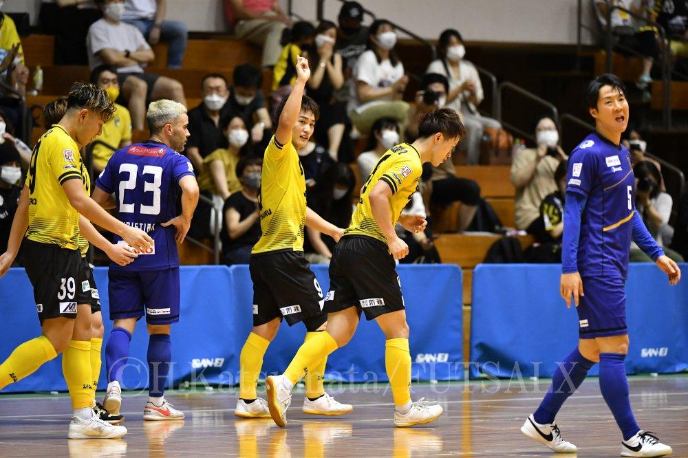 【F1】3度追いつかれた町田、中村充の2得点で勝ち切る! 敗れた北九州は4戦未勝利