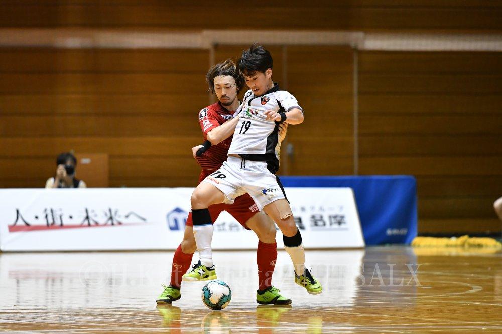 【F1】小宮山友祐監督の奇策も実らず浦安は2勝目を逃す、大阪にも手痛いドローに