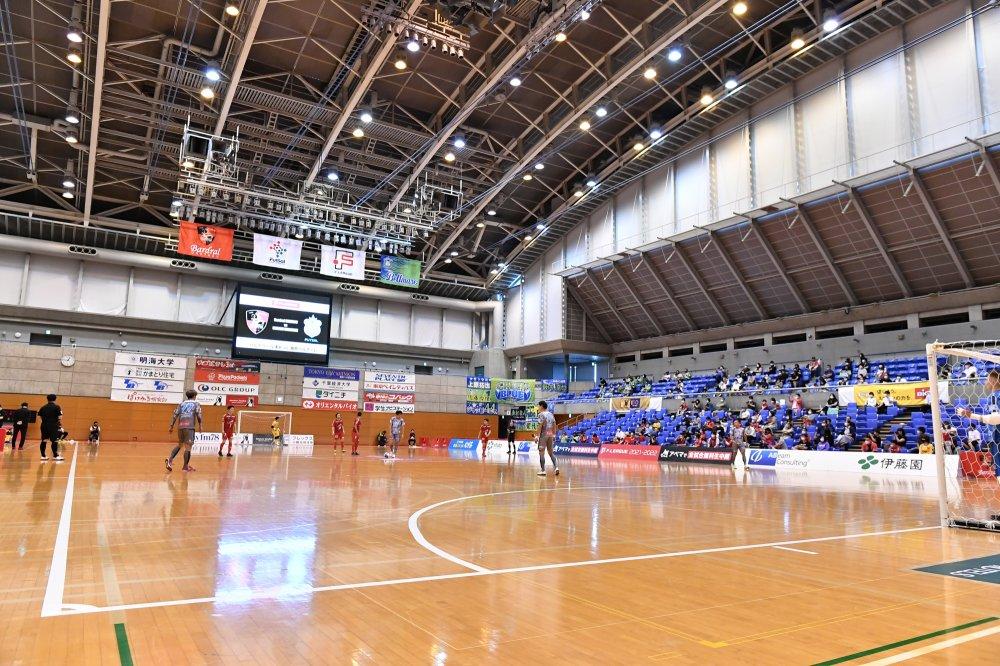 【F1】16日開催予定の浦安vs町田の一戦は開催延期に 浦安選手1名にコロナ陽性反応