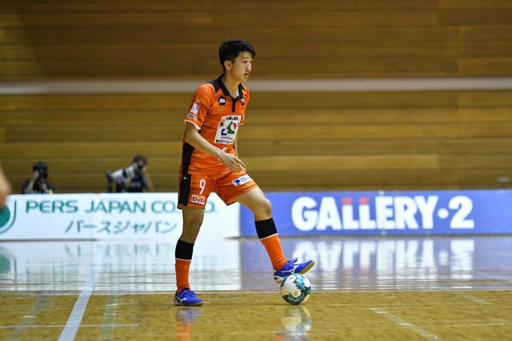 【F1】大阪が長野に競り勝って暫定首位に立つ! 磯村直樹が2試合連続ゴール!