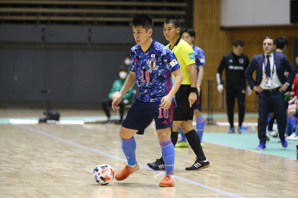 【日本代表】FP逸見勝利も招集! 7月と8月に千葉合宿を実施、代表候補メンバーを発表