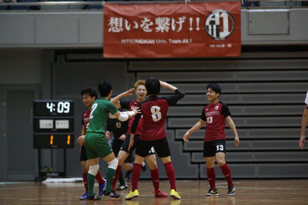 【大学選手権】最後のインカレに懸ける立命館大FP阿見勇太は、選手権からの成長を示せるか