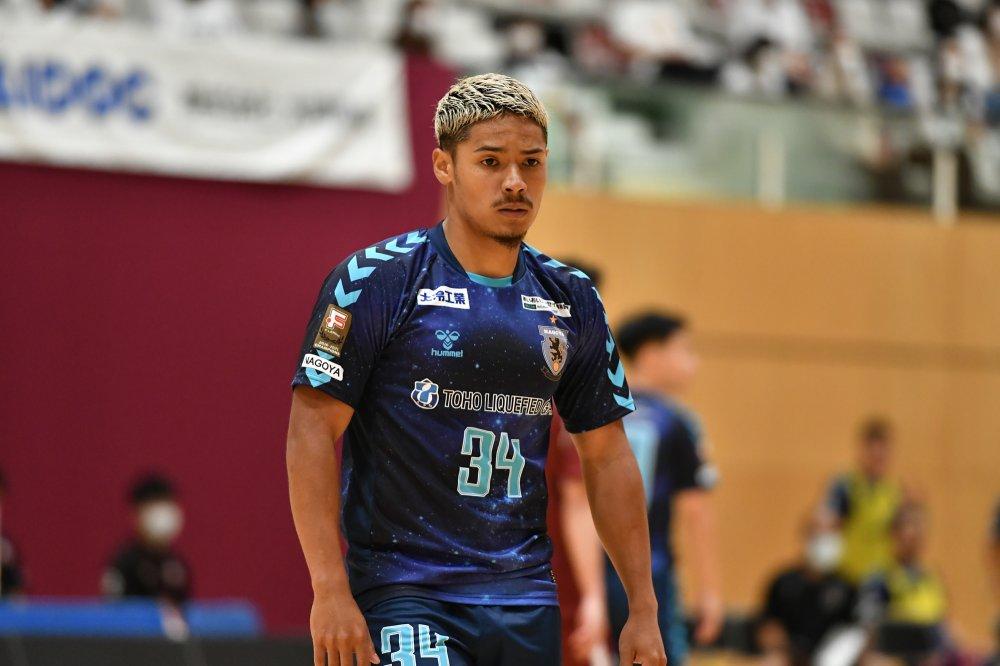 【日本代表】直近のFリーグ3試合欠場で代表合流のFP平田マサノリ「大分戦は普通にメンバー外」