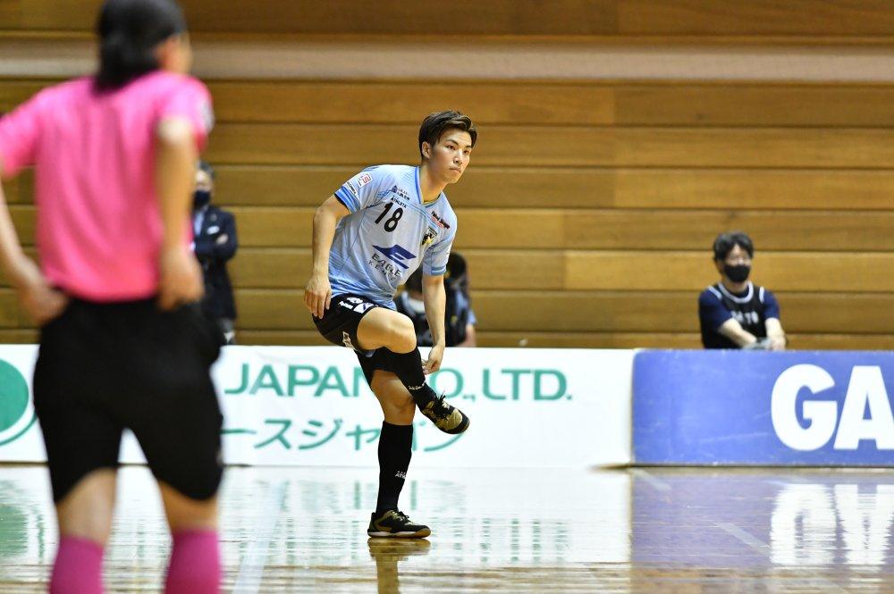 【日本代表】最年少W杯メンバー入りなるか FP毛利元亮「少しずつ良いアピールができている」