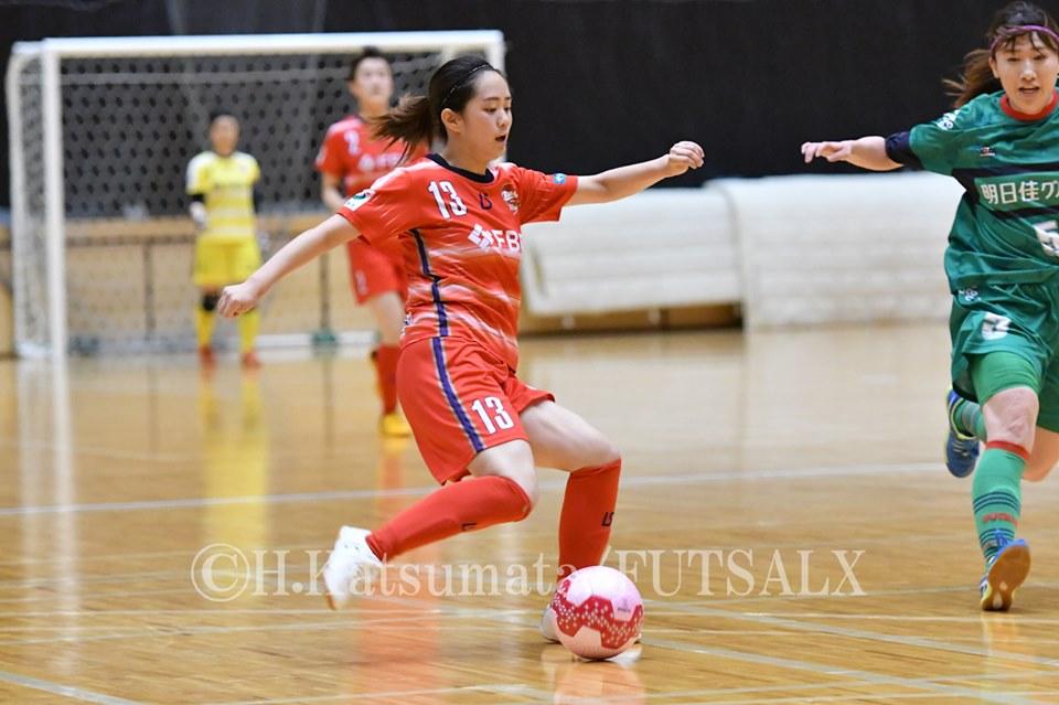 【女子Fリーグ】2連覇中のアルコイリス神戸が黒星、丸岡が唯一の3連勝に