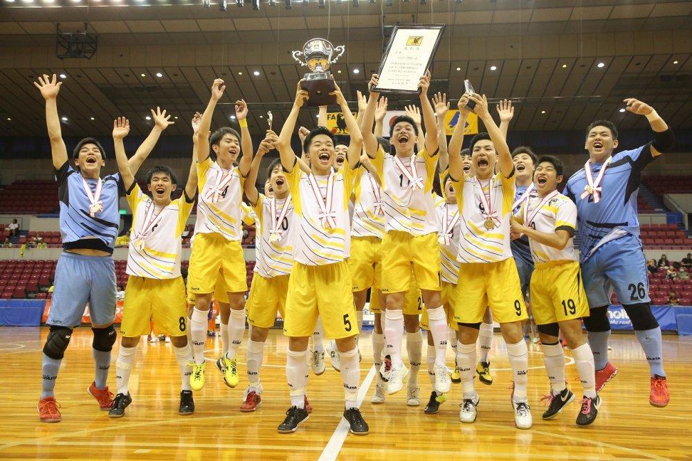 【U18選手権】JFA第6回全日本U-18フットサル選手権大会