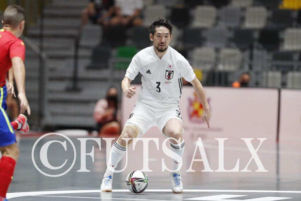 【日本代表】欧州遠征を終えてFP星龍太「『良い試合をしたな』ではなく、勝つためにより良い準備を」
