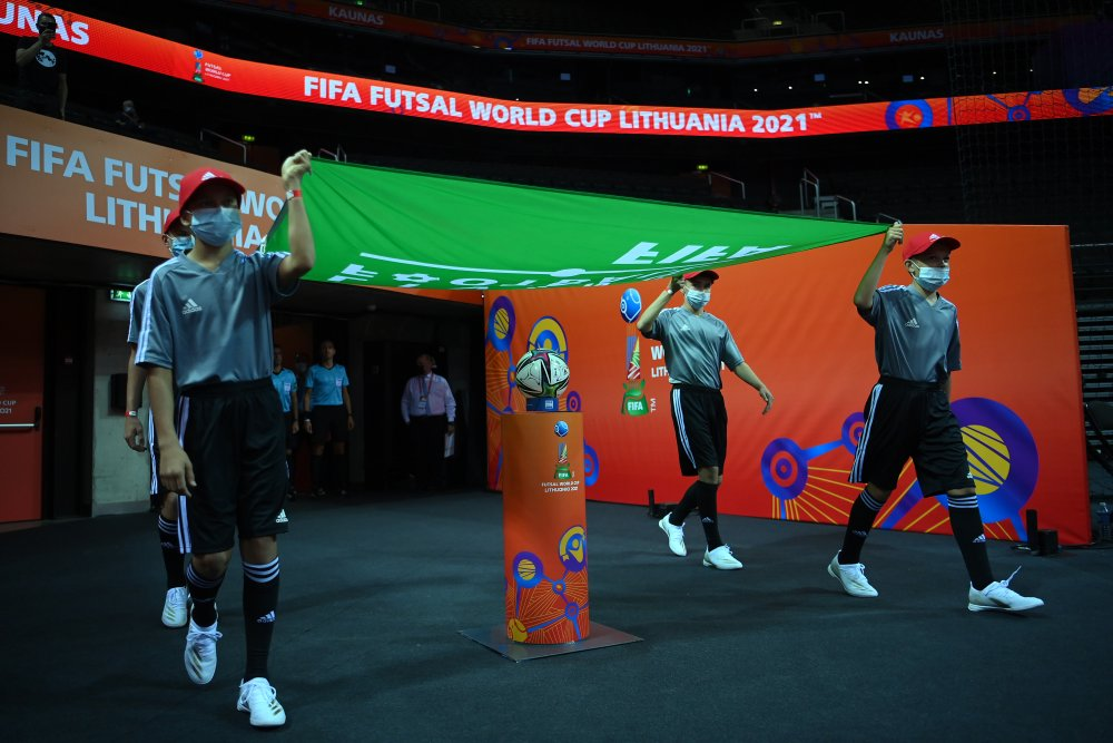 【W杯】フットサル日本代表vsフットサルアンゴラ代表 先発発表