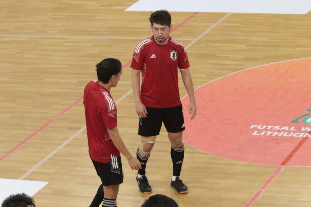 【W杯】アベックゴールを決めた星兄弟 FP星龍太「2人で1試合1点ずつ取るのは、あまりないので嬉しかった」