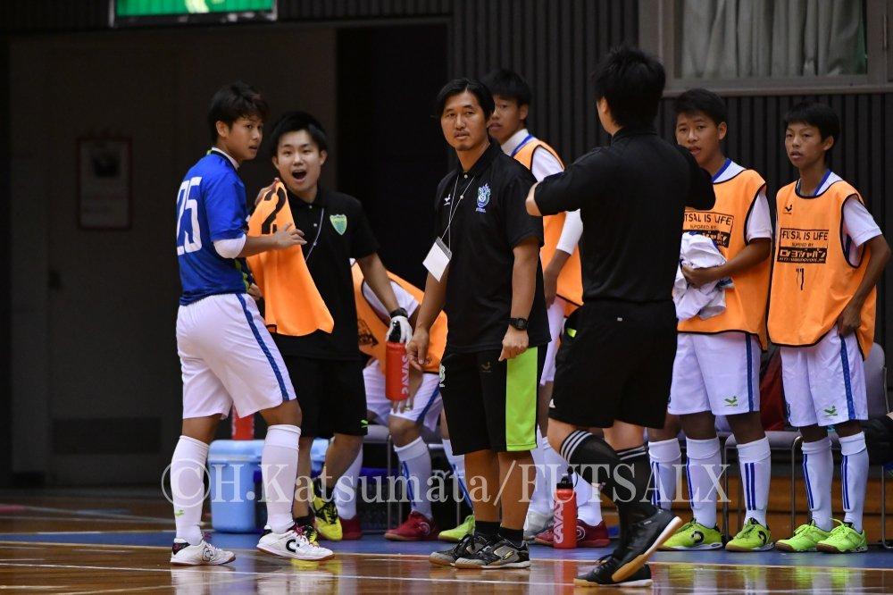 【U18選手権】初の決勝進出を目指すロンドリーナ 伊久間洋輔監督「選手たちの『日本一になりたい』という思いをサポートしている」