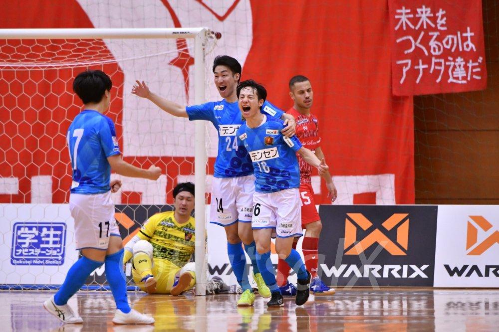 【F1】12節ハイライト 第2クールは波乱の幕開け! 北海道が名古屋に金星、F選抜は今季3勝目、大阪はU-18の借りを返す!